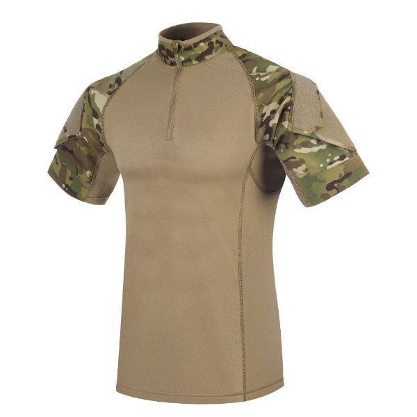 Camiseta de Combate Fighter Multicam Invictus