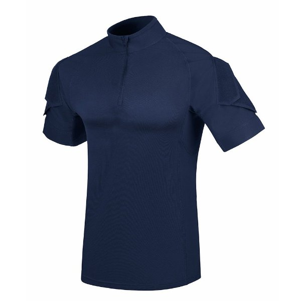 Camiseta de Combate Fighter Azul Aviator Invictus