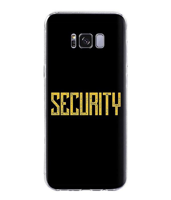 Capa para Celular Security
