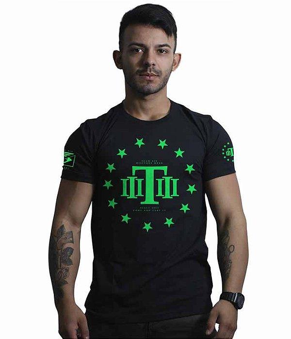 Camiseta Militar Concept Line Team Six Atomic