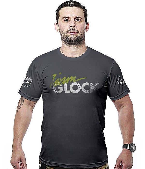 Camiseta Team Glock Hurricane Line