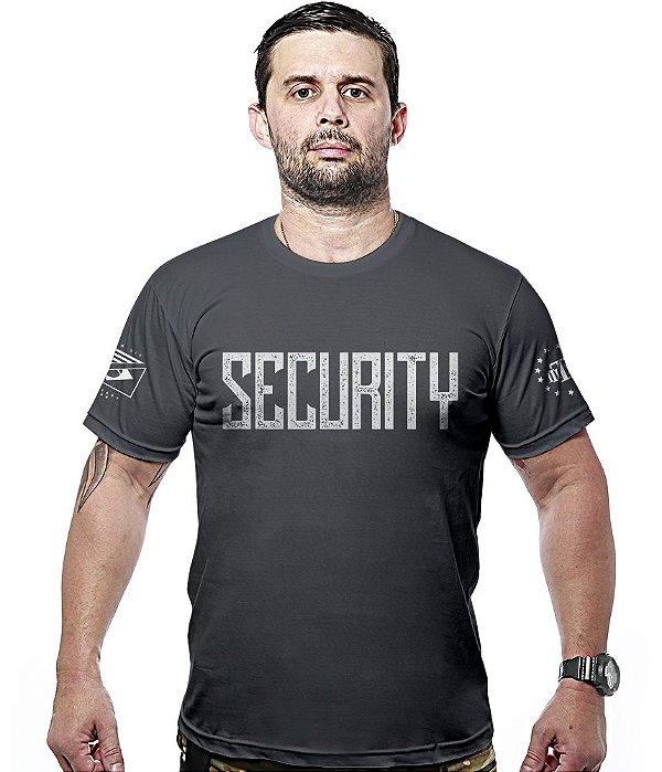 Camiseta Militar Security Hurricane Line
