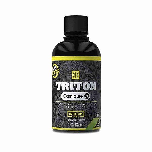 Triton L-Carnitina 320ml Iridium Labs