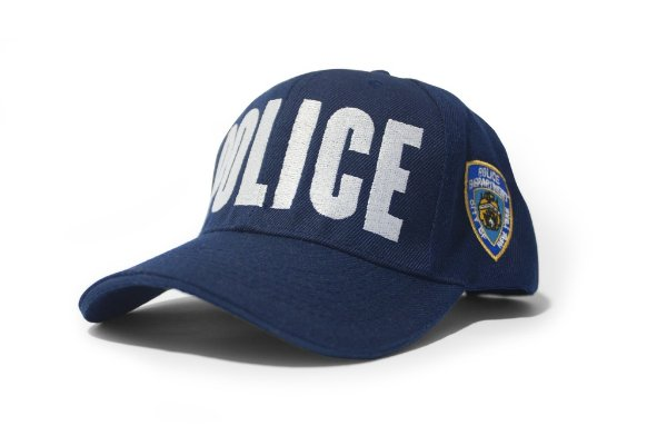 Boné Police NYPD Department