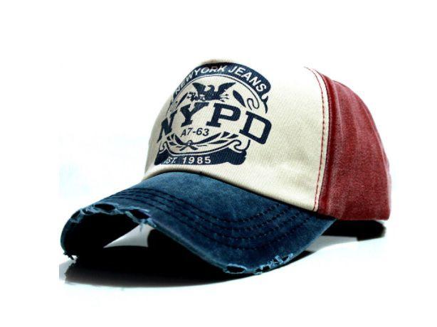 Boné Casual Militar NYPD New York Police Department