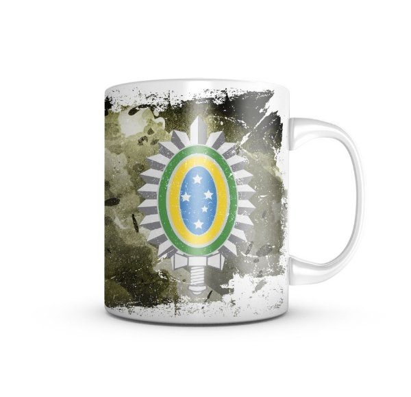 Caneca Exército Brasileiro