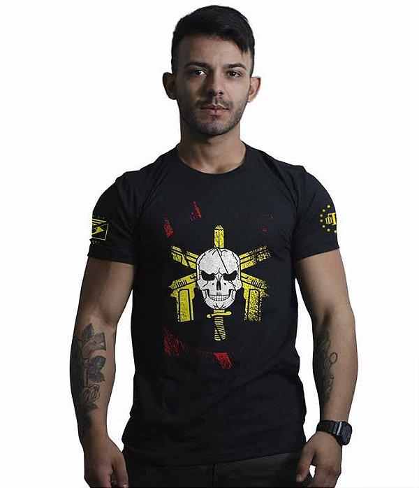 Camiseta BOPE Tropa de Elite Forças Especiais