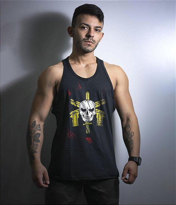 Camiseta Regata BOPE tropa de elite - Camisetas Militares 0414db604b3
