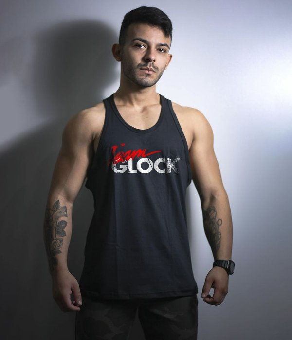 Camiseta Regata Team Glock