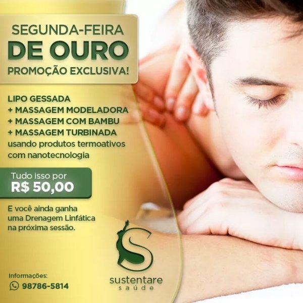 SEGUNDA-FEIRA DE OURO