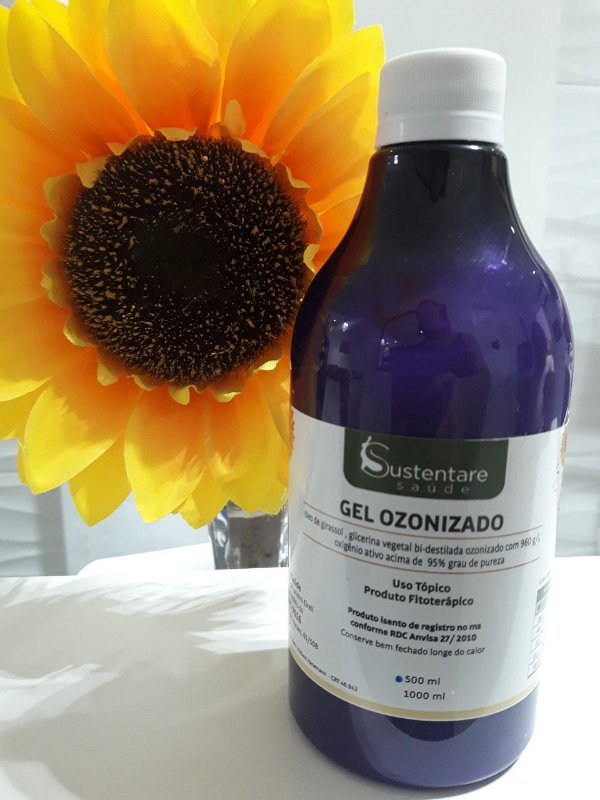 Gel Ozonizado Homeopatico