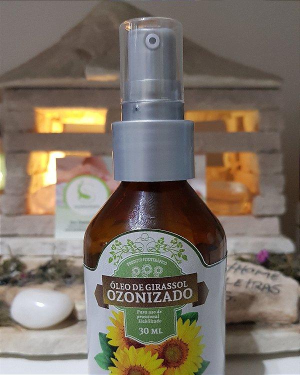 Oleo de Girassol Ozonizado 30 ML