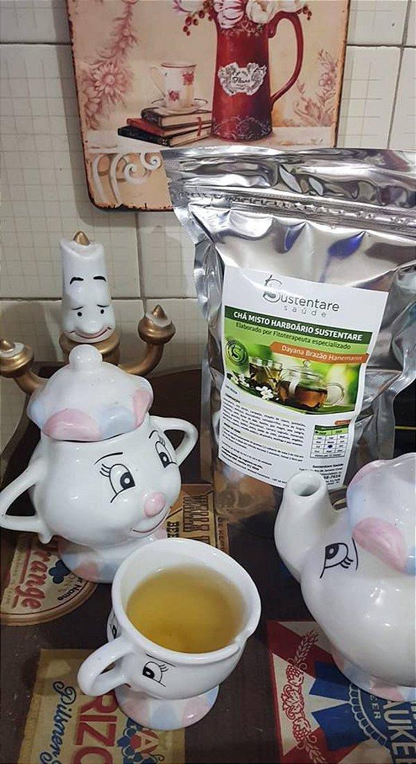 Chá de ervas Metodo DOBHA de emagrecimento Herboario Sustentare
