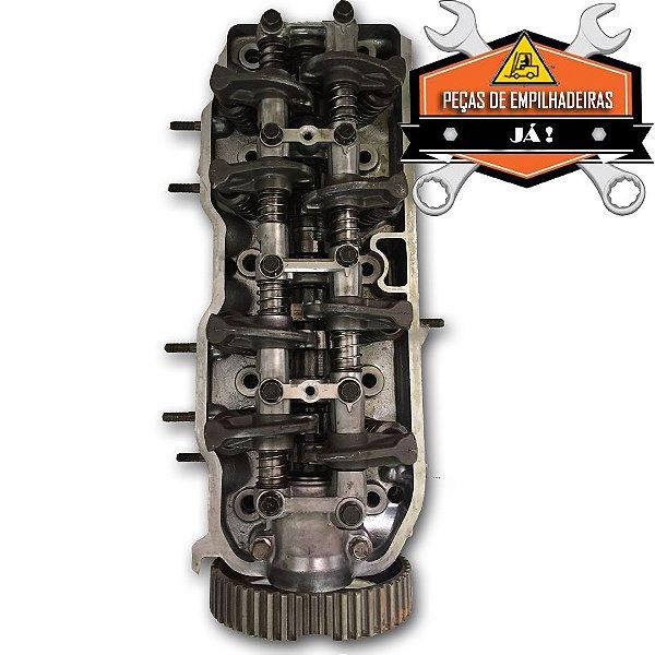 Cabeçote usado em motores 4G64
