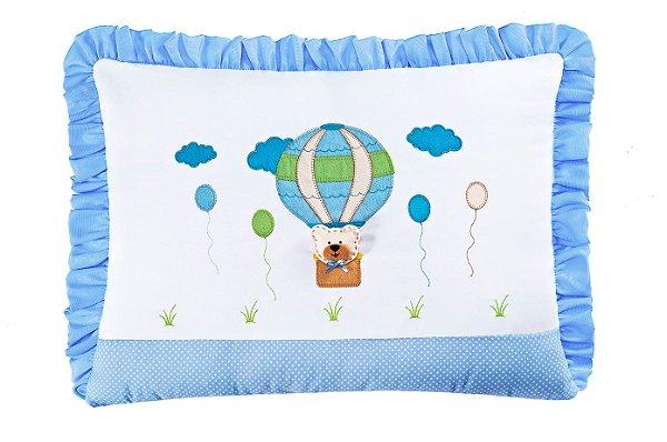 Enxoval de Quarto de Bebê Balão 14 peças