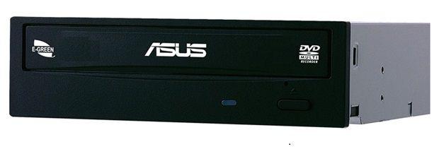 Gravador Asus de DVD e CD Modelo DRW -24F1MT B