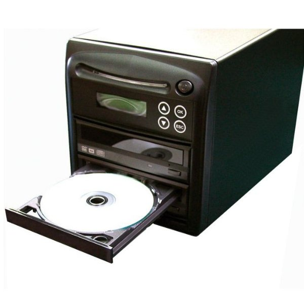 Duplicadora de DVD e Cd com 2 Gravadores Samsung