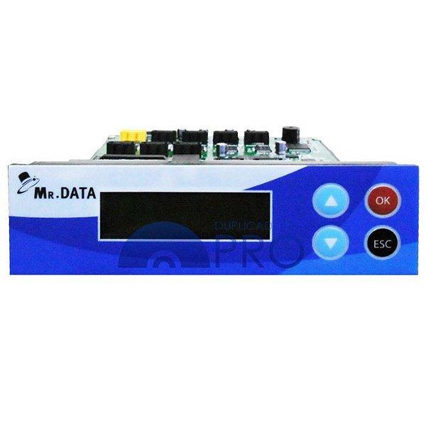 Controladora Mr. Data Sata até 11 Gravadores