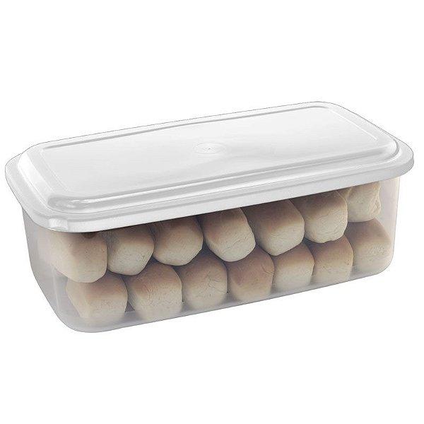 Pote freezer/microondas Plasvale -3,7L