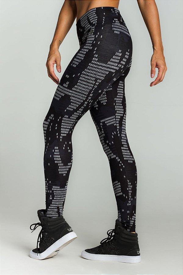 Legging Preta Matrix Bro fitwear