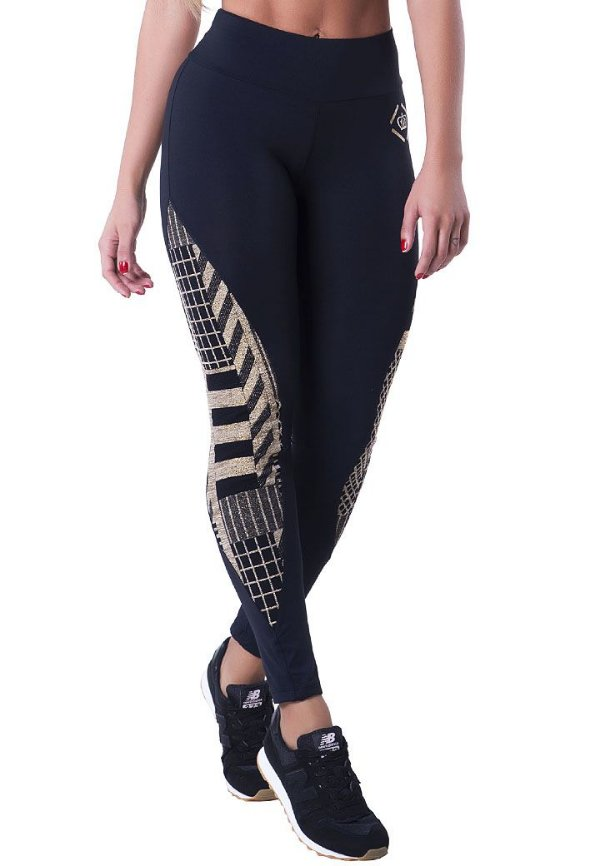 Legging Fit Flax LipSoul Girls