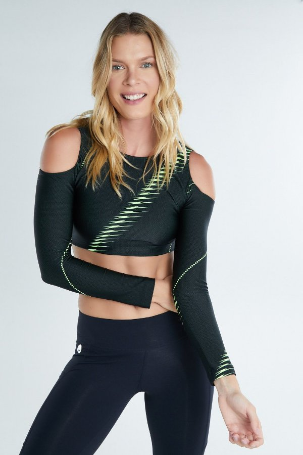 Cropped Energy Bro Fitwear