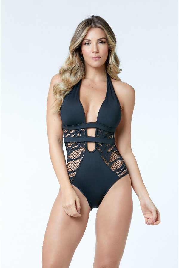 Body Safari Preto Bro Fitwear