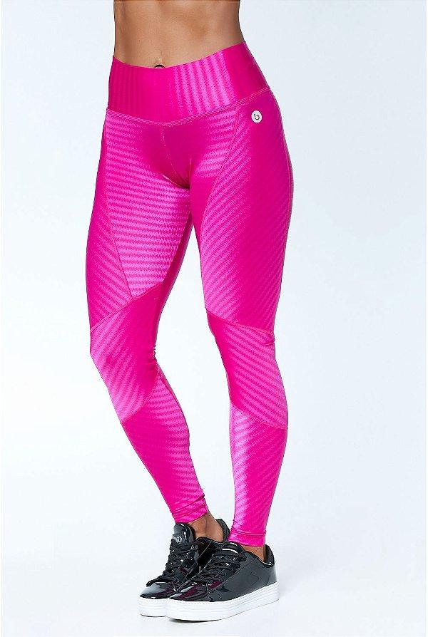 Legging Fashion Pink Bro Fitwear