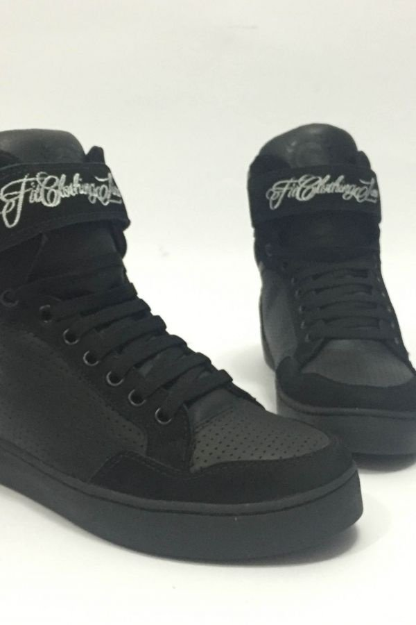 SNEAKER ELITE PRETO FIT CLOTHING LINE