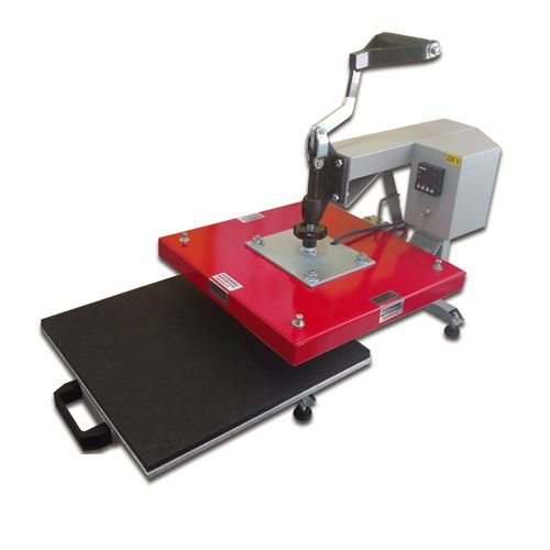Prensa térmica transfer 38x38 cm Metal Printer