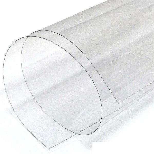 Clear film - filme transparente para impressão solvente e eco solvente rolo com 30 metros