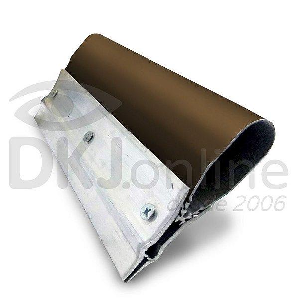 Rodo de alumínio para serigrafia (silk screen) 10 cm