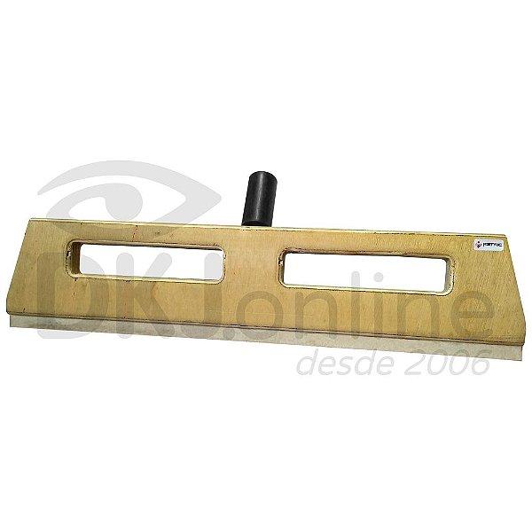 Espátula BIG em madeira com feltro natural para aplicação de vinil adesivo