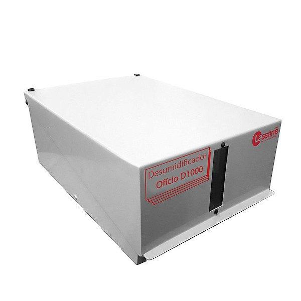 D1000 - Desumidificador de papel para até 1000 folhas