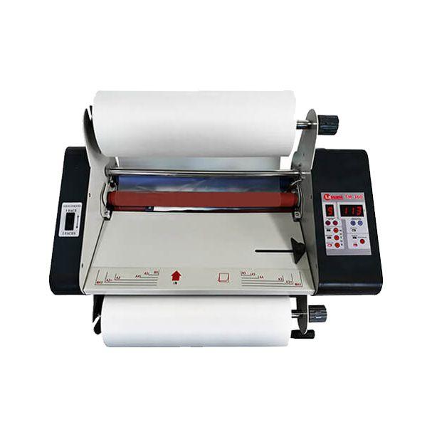Termolaminadora digital A3 para BOPP, polaseal, poliéster e hot stamping