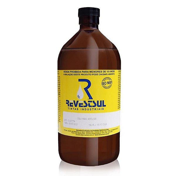 REV-510 Cola para poliestireno de secagem rápida 1 litro