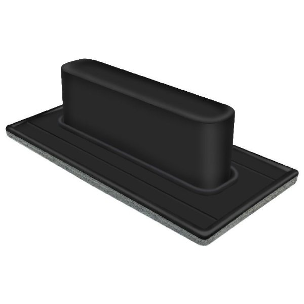 Aplicador manual de verniz / laca 16x8 cm