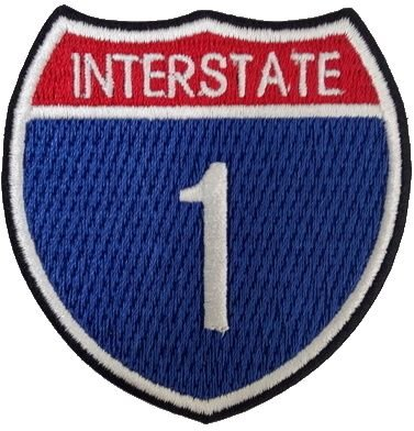 INTERSTATE 1