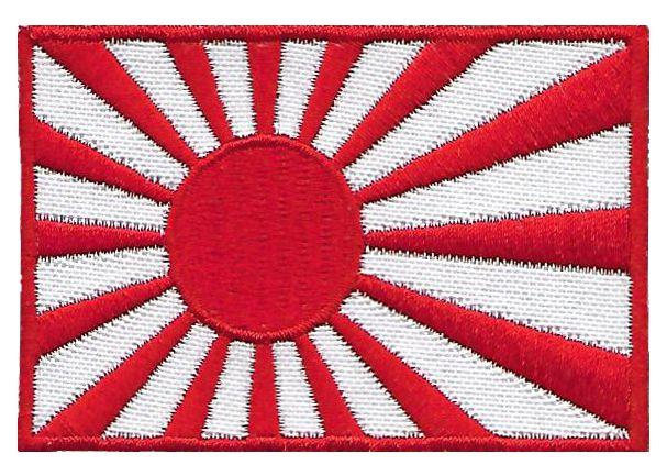 Japão Sol Vermelho