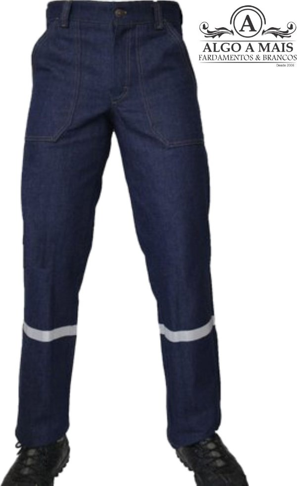 d2214e74af Calças Jeans Profissionais
