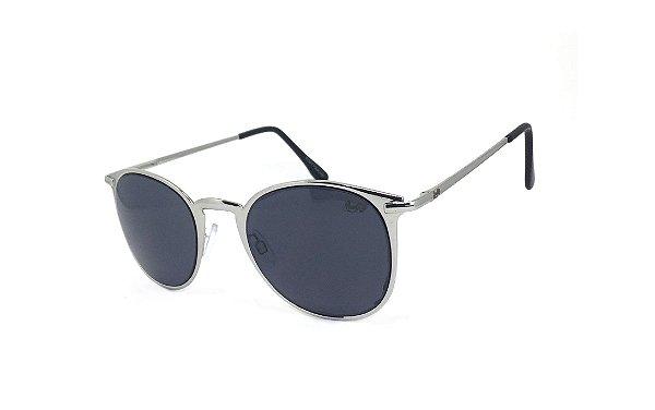 Óculos de Sol SunHot MT.005 Silver Black