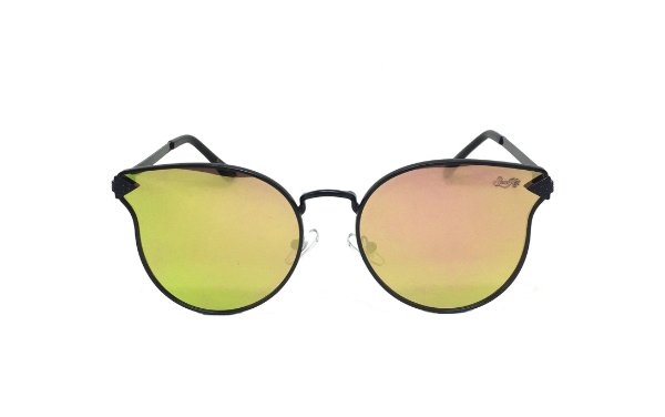 Óculos de Sol SunHot MT.008 Solid Rose