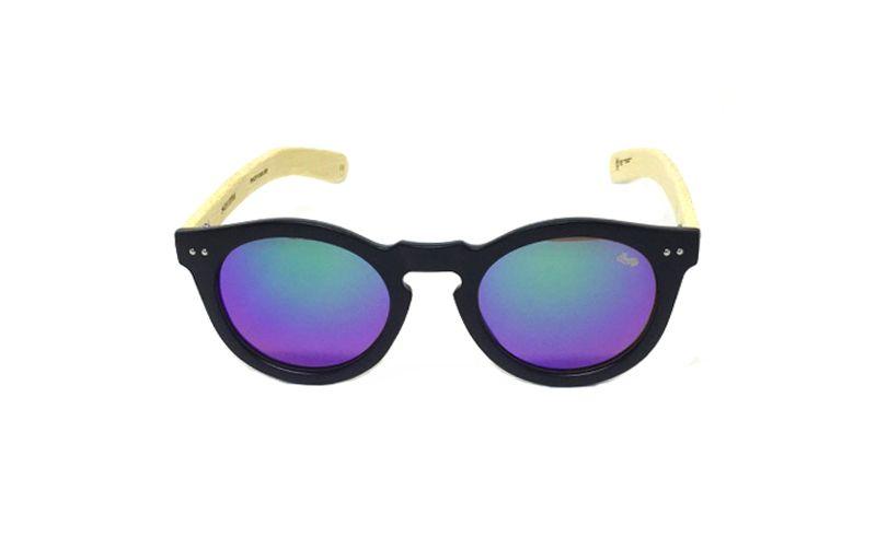 Óculos de Sol SunHot BM.002 Bamboo Green