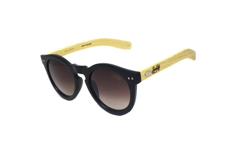 Óculos de Sol SunHot BM.002 Bamboo Gradient