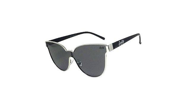 Óculos de Sol SunHot AC.024 Mask Black