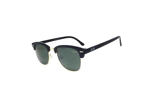 Óculos de Sol SunHot AC.025 Solid Black