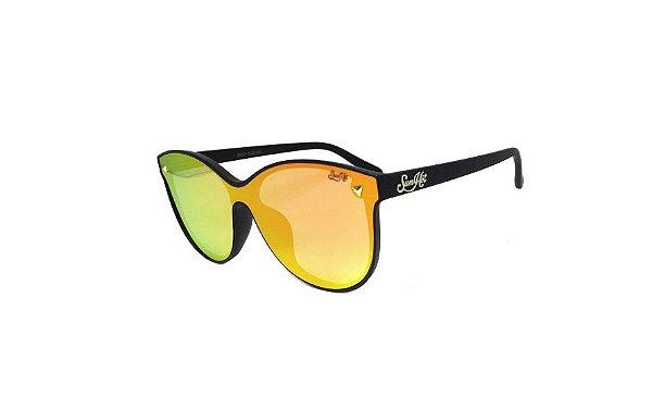 Óculos de Sol SunHot AC.029 Frosted Orange