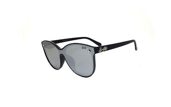 Óculos de Sol SunHot AC.029 Frosted Grey