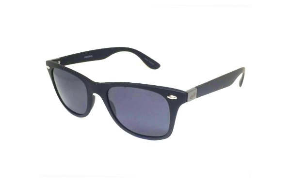 Óculos de Sol SunHot AC.032 Frosted Black Polarized