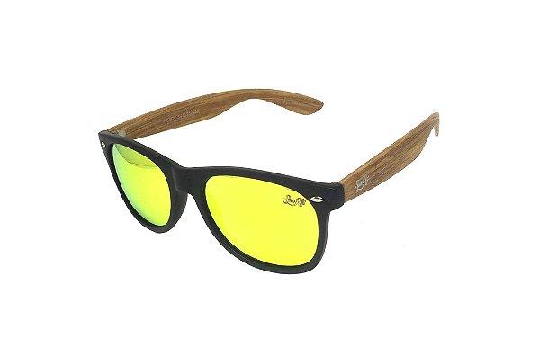 Óculos de Sol SunHot AC.033 Frosted Yellow